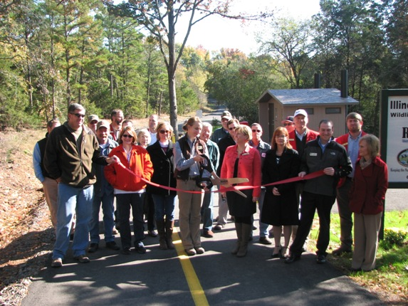 Wildlife Observation Trail Dedication