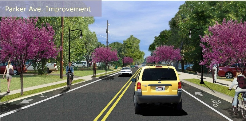 Parker Avenue Improvement