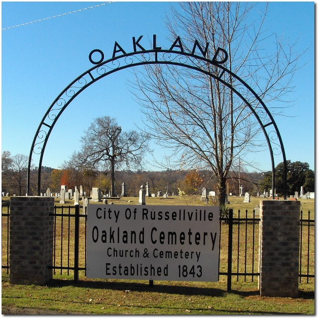 Oakland Arch